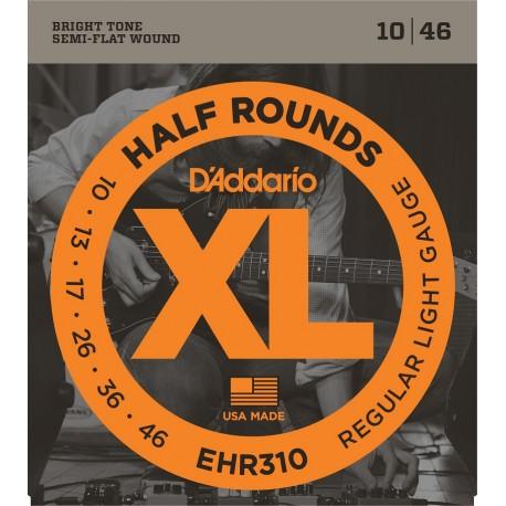 D'Addario EHR310 Elektromos gitárhúr szett