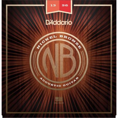 D'Addario NB1356 Akusztikus gitárhúr szett