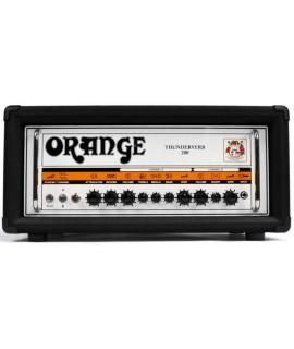 Orange Thunderverb 200H fekete gitárerősítő fej