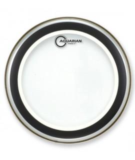 "Aquarian SX10 10"" Studio-X Clear"