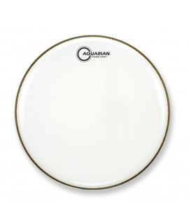 """Aquarian CC13WH 13"""" Classic Clear Gloss White"""