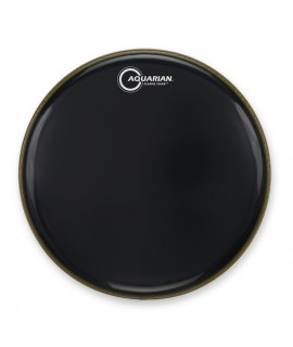 "Aquarian CC16BK 16"" Classic Clear Gloss Black"