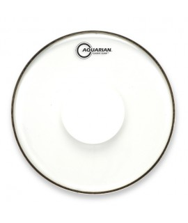 "18"" Classic Clear Bass Drumhead With Power Dot"