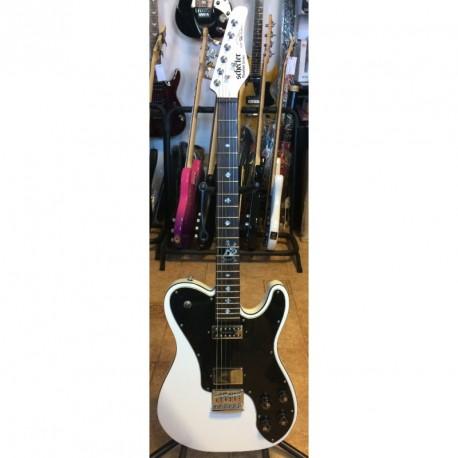 Schecter Pete Dee WH Elektromos gitár