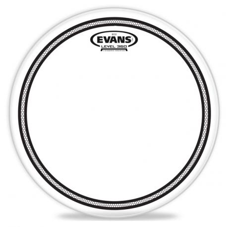 Evans TT15EC2S Edge Control Tambőr