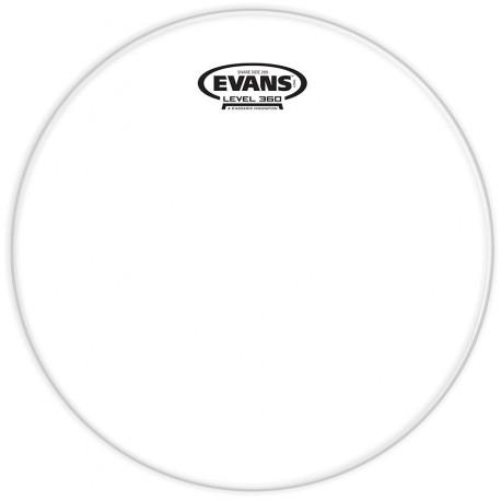 Evans S10H20 Snare Hazy Alsóbőr