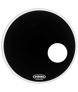 Evans BD18RB Reso Black Dobbőr