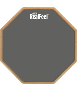 "Evans RF-12G 12"" 1-Sided RealFeel Pad"