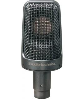 Audio-technica AE3000 kondenzátor mikrofon