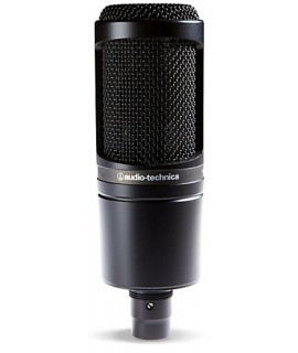 Audio-technica AT2020 stúdió mikrofon
