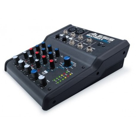 Alesis MULTIMIX 4 USBFX analóg keverőpult