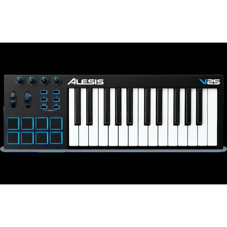 Alesis V25 USB/MIDi vezérlő
