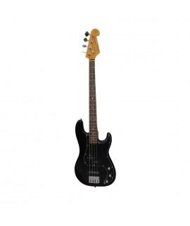 SX Vintage Precision Bass 62 Black Basszusgitár