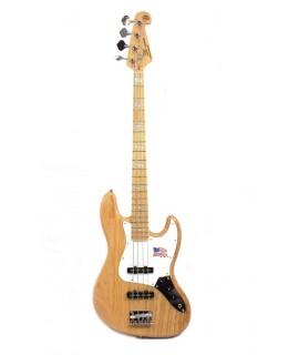 SX SJB75 Natural Elektromos basszusgitár