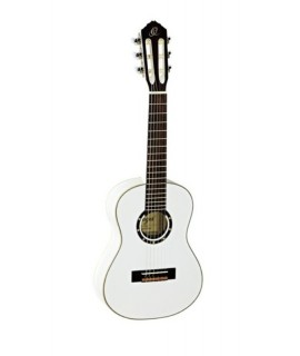 Ortega R121 1/2 WH Klasszikus gitár