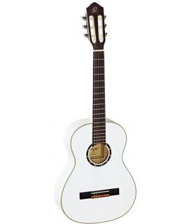 Ortega R121 3/4 WH Klasszikus gitár
