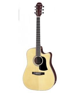 Aria AW-30CE N Elektroakusztikus gitár