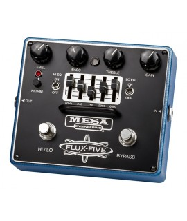 Mesa Boogie FP.FLUX5  FLUX FIVE DUAL MODE OVERDRIVE