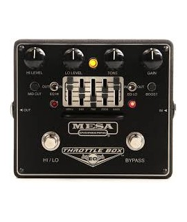 Mesa Boogie FP.TEQ THROTTLE BOX DISTORTION