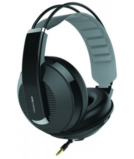 Superlux HD662 EVO Black stúdió fejhallgató