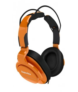 Superlux HD661 Orange fejhallgató