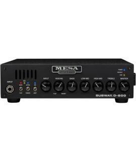 Mesa Boogie D-800 basszusgitár erősítő fej