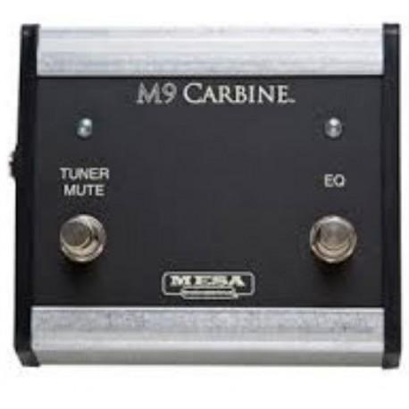 Mesa Boogie  M9 CARBINE lábkapcsoló
