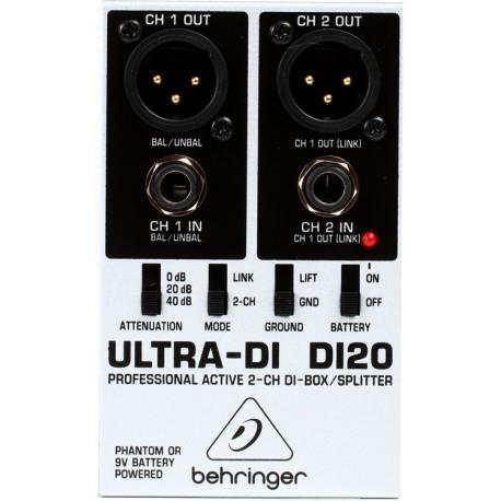 Behringer DI20 Di-Box