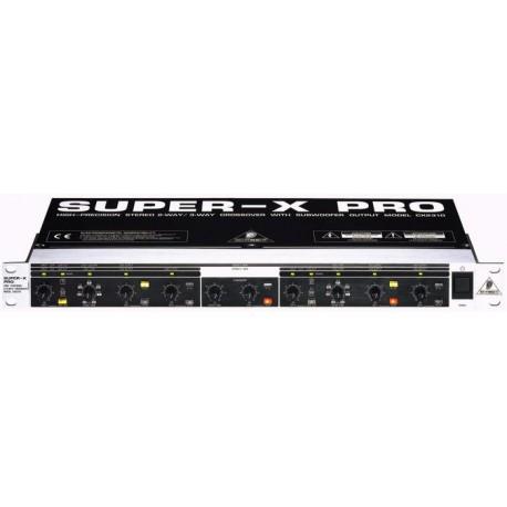 Behringer CX2310 Hangprocesszor