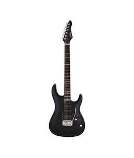 Aria MAC-40 BK Elektromos gitár