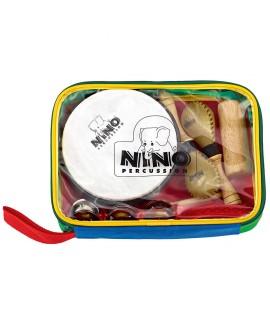 Nino NINOSET1  6 darabos ütőhangszer szett