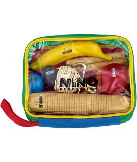 Nino NINOSET4 8 darabos ütőhangszer szett
