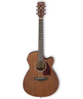 Ibanez PF12MHCE-OPN elektroakusztikus gitár