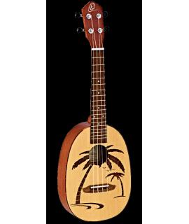 Ortega RUPA5 koncert ukulele