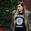 Meinl M37 Fekete rövidujjú női póló