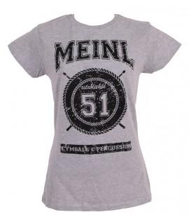 Meinl M41 Szürke rövidujjú női póló
