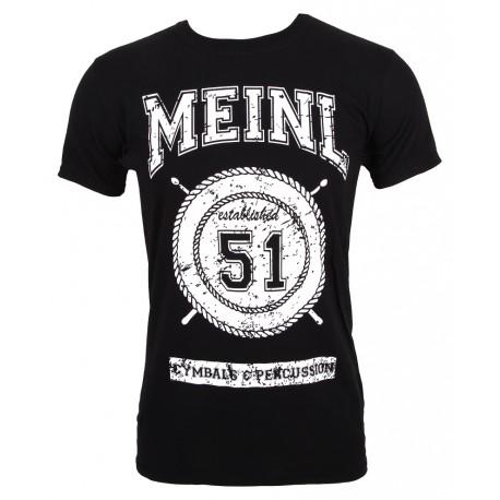 Meinl M34 Fekete rövidujjú póló