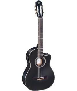 Ortega RCE141BK elektro-klasszikus gitár