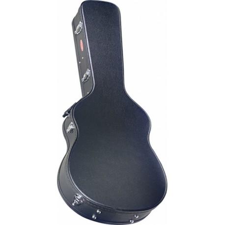 Stagg GCA-C BK Keménytok klasszikus gitárhoz