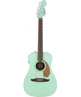 Fender Malibu Player Aqua Splash elektroakusztikus gitár