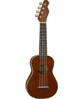 Fender Venice Natural  szoprán ukulele