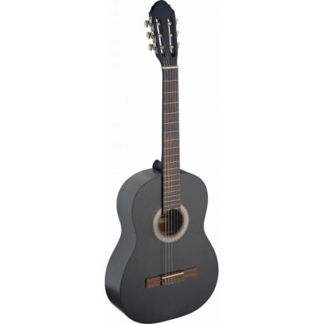 Stagg C440 M BK 4/4-es Klasszikus gitár