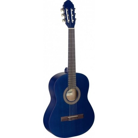 Stagg C430 M BLUE 3/4-es Klasszikus gitár