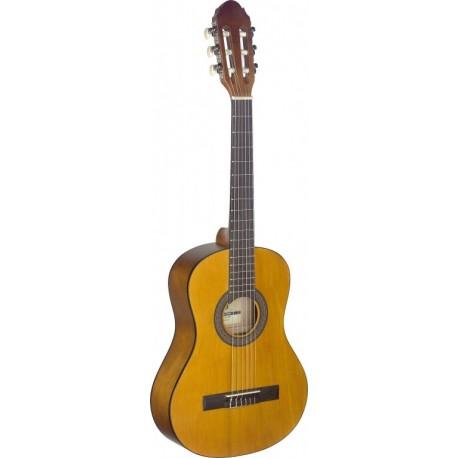 Stagg C410 M NAT 1/2-es Klasszikus gitár