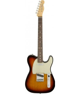 Fender American Original '60s Telecaster RW 3-Color Sunburst elektromos gitár