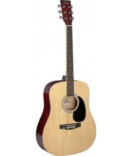 Stagg SA20D NAT Akusztikus gitár