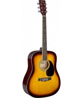 Stagg SA20D SNB Akusztikus gitár