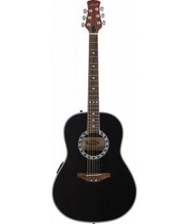 Stagg A1006-BK Elektroakusztikus gitár