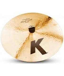 "Zildjian K-Custom 16"" cintányér"