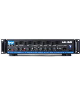 EBS HD360  basszusgitár erősítő fej